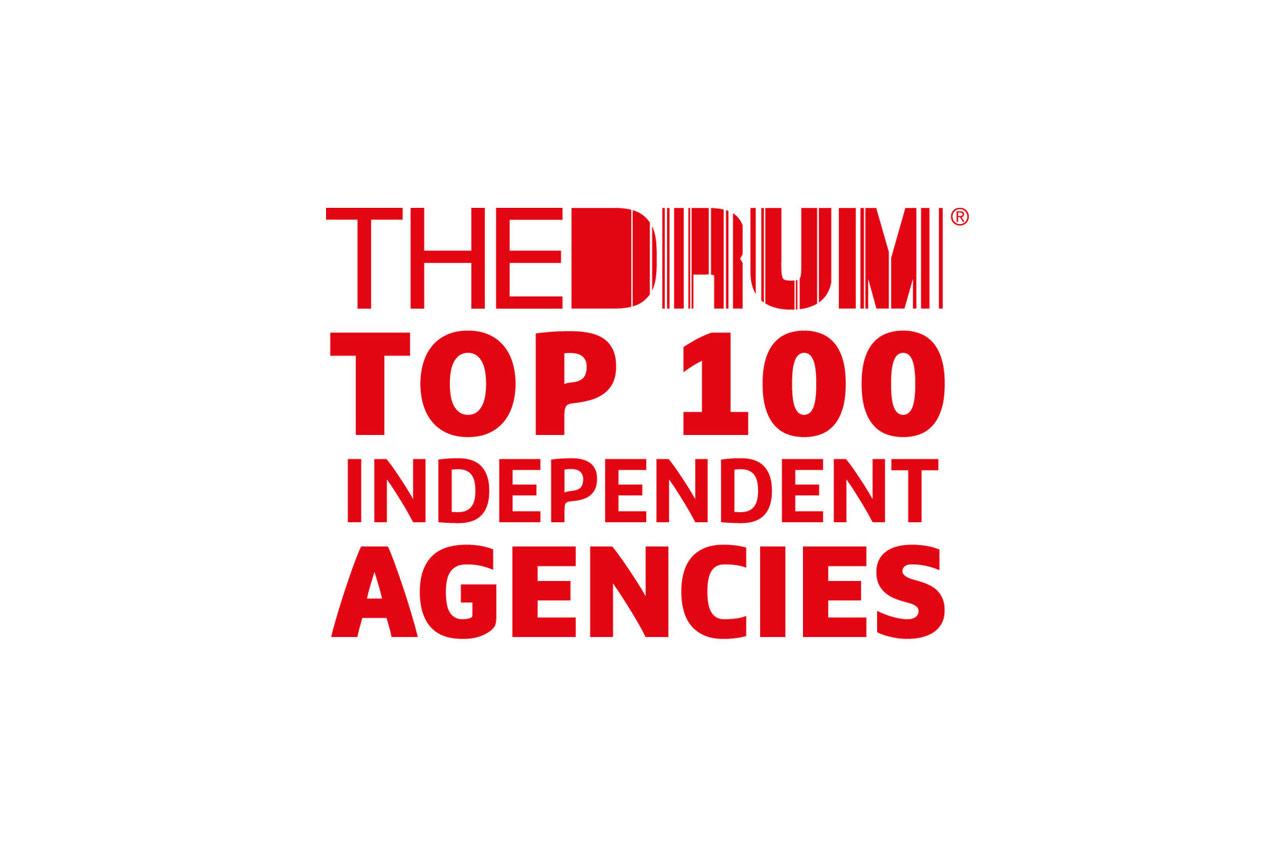 The Drum Top 100 Independent Agencies
