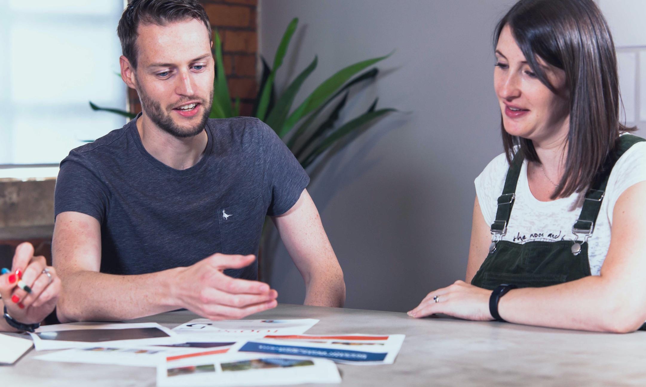 Shorts Accountants strategy meeting