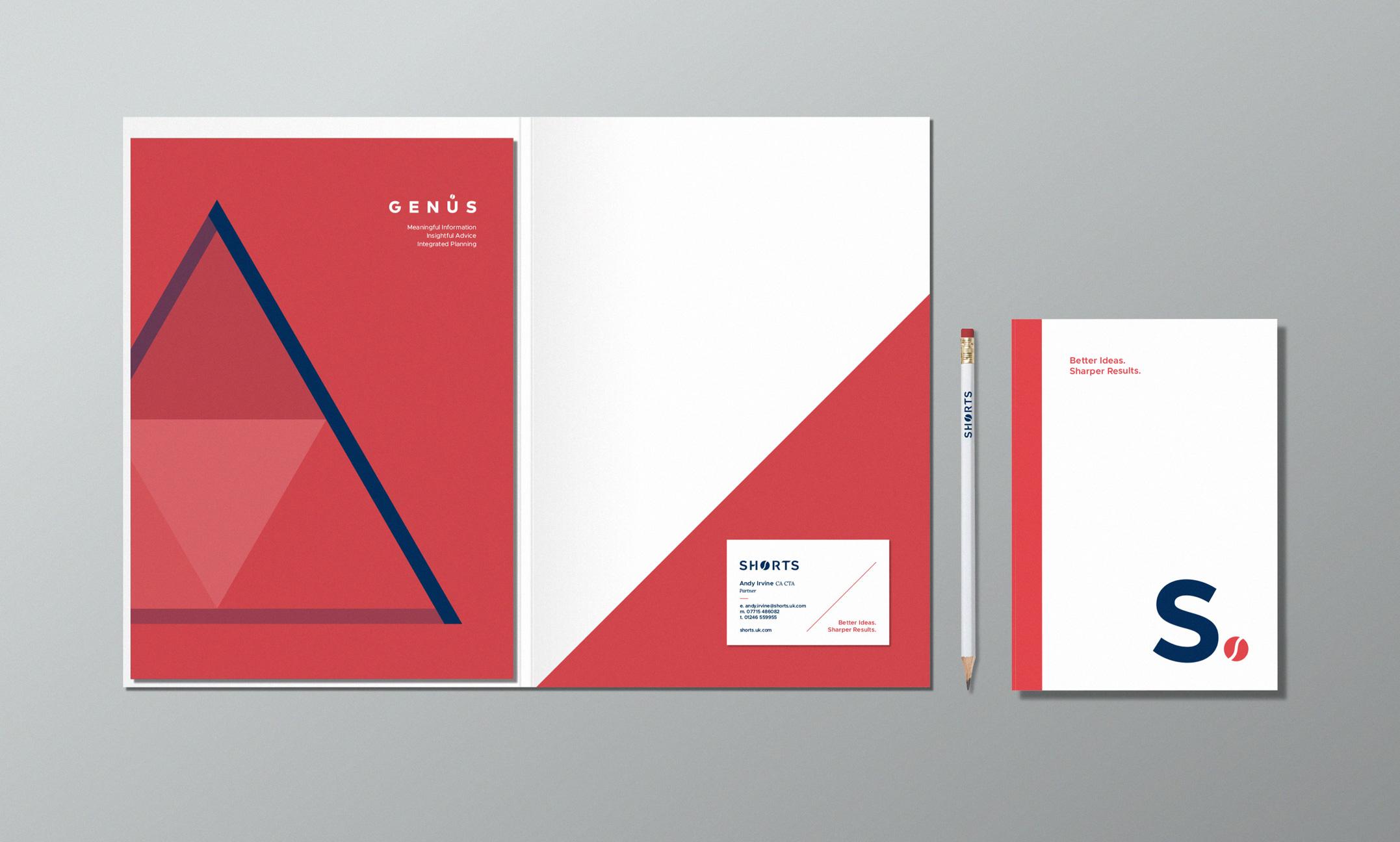 Shorts Radius brochure