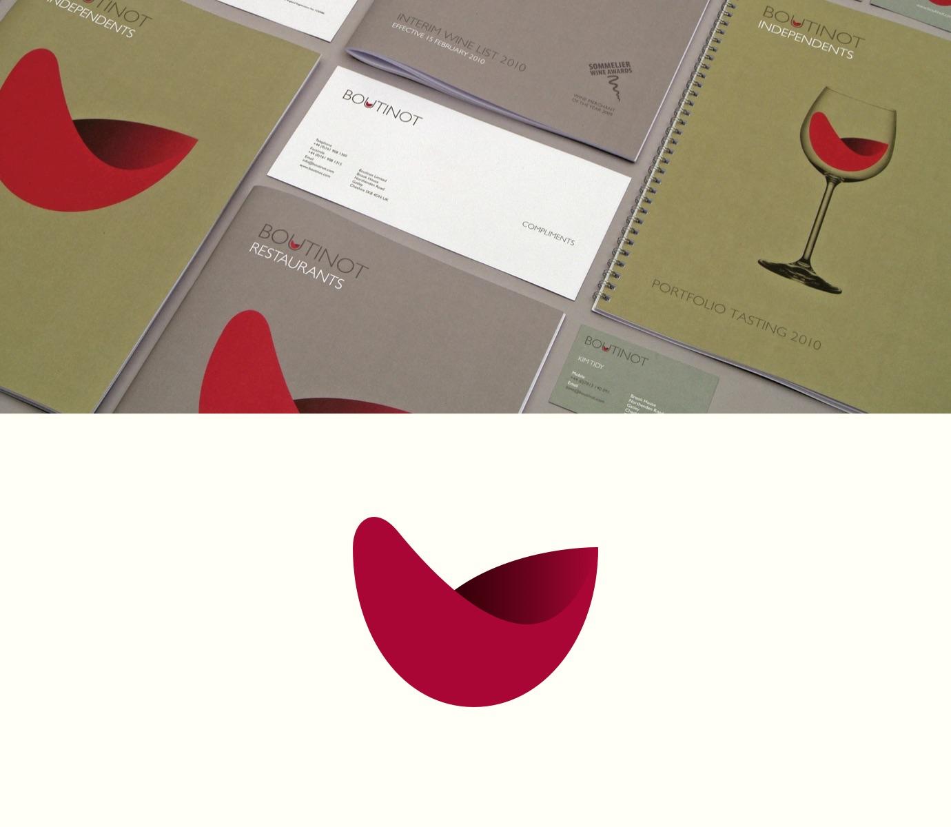Boutinot logo development