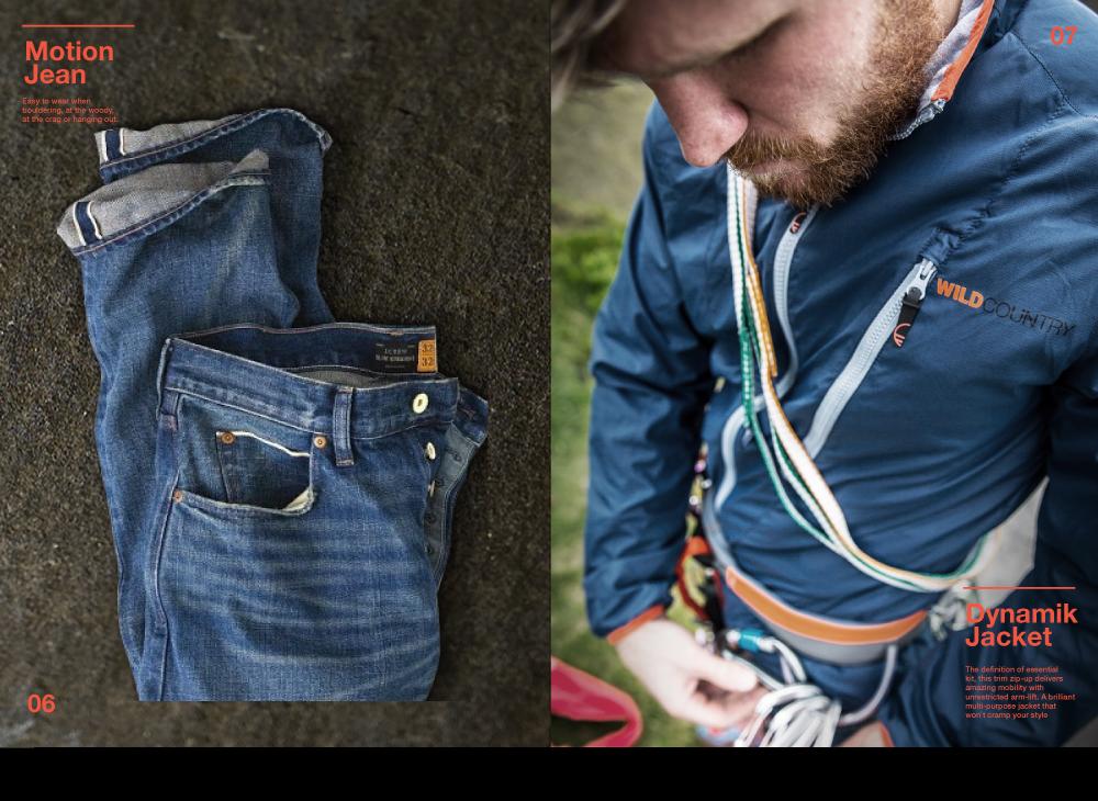 Wild Country - Motion Jean / Dynamik Jacket