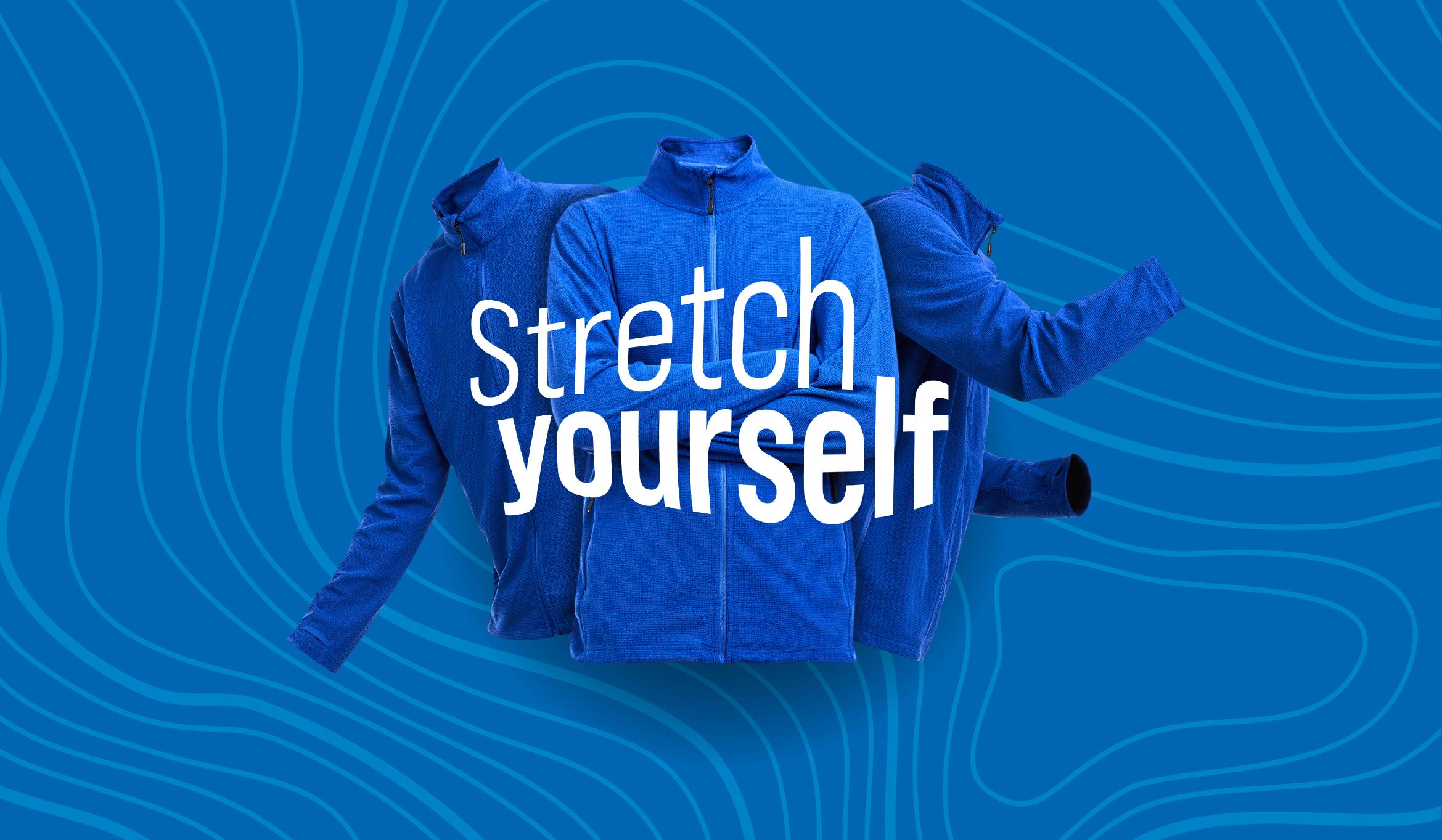 Stretch Yourself logo